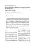 Ứng dụng mã vạch DNA hỗ trợ định loại loài một số mẫu sâm thuộc chi nhân sâm (Panax L.)