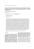 Tuyển chọn chất mang và chất nền sản xuất chế phẩm vi sinh chứa ba dòng vi khuẩn chịu mặn kích thích sinh trưởng cây trồng (Burkholderia cepacia BL1-010, bacillus megaterium ST2-9 và bacillus aquimaris KG6-3)