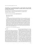 Ảnh hưởng của các elicitor sinh học và phi sinh học đến sinh khối và hàm lượng saponin của rễ thứ cấp trong nuôi cấy lỏng lắc rễ bất định sâm Ngọc Linh