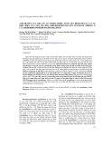 Ảnh hưởng của việc xử lý stress thiếu nước lên hình thái lá và sự biểu hiện của gen mã hóa dihydrodipicolinate synthase (DHDPS) ở cây mesembryanthemum crystallinum