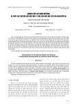 Nghiên cứu xây dựng mô hình và thiết lập chế độ làm việc hợp lý cho liên hợp máy cắt rải hàng gốc rạ