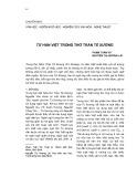 Từ Hán Việt trong thơ Trần Tế Xương