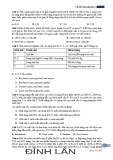 Bộ đề tổng hợp bài tập hóa học lớp 12 (có đáp án) - Đề số 2