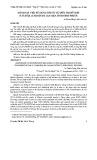 Đánh giá việc sử dụng thuốc tự điều trị sốt rét ở Xã Đăk Ơ, huyện Bù Gia Mập, tỉnh Bình Phước