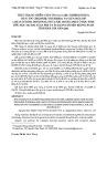 Thực trạng nhiễm giun dua (ascaris lumbricoides), giun tóc (trichuris trichiura) và giun móc mỏ (ancylostoma duodenale necator americanus) ở học sinh tiểu học tại hai xã 2 xã Ea Phê và Ea Kuang huyện Krông Pách tỉnh Đăk Lăk năm 2011