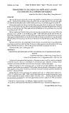 Thành phần và tác dụng xua muỗi aedes aegypti của tinh dầu sả (cympobogon nardus)