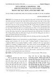 Total Physical Response - TPR (phương pháp phản xạ toàn thân) trong việc dạy tiếng Anh cho thiếu nhi
