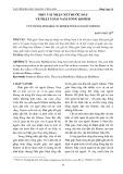 Một vài nhận xét bước đầu về phật giáo Nam tông Khmer