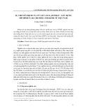 Sự chuyển dịch của tỷ giá vào lạm phát - xây dựng mô hình SVAR cho bối cảnh kinh tế Việt Nam
