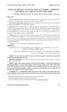 Đánh giá hiệu quả của dung dịch acit formic - formalin (AFF) trong xử lý mô tủy xương sinh thiết