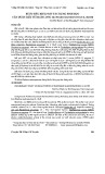 Bước đầu khảo sát tác dụng sinh học của dược liệu tứ bạch long (blepharis maderspatensis (L.) roth)