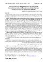 Hiệu quả của các biện pháp giáo dục sức khỏe trong phòng ngừa nhiễm giun kim ở trẻ mẫu giáo huyện Củ Chi, TP. HCM, năm học 2008-2009