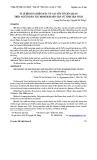 Tỷ lệ bệnh da hiện mắc và các yếu tố liên quan trên người dân tộc Khmer huyện Trà Cú tỉnh Trà Vinh