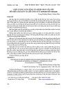 Chất lượng cuộc sống của bệnh nhân vẩy nến đến điều trị tại Bệnh viện Da Liễu TP.HCM từ 01/09/2010 đến 30/04/2011