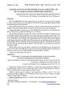 18 đánh giá sự tuân thủ vệ sinh tay của nhân viên y tế tại các khoa lâm sàng Bệnh viện Nhi Đồng 1