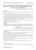 Đánh giá kết quả phẫu thuật nội soi mở niệu quản lấy sỏi qua ngả sau phúc mạc tại Bệnh viện Đa khoa tỉnh Quảng Trị trong vòng 7 năm (2005-2012)