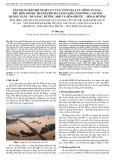 Xây dựng bản đồ ngập lụt của vùng hạ lưu sông Vu Gia - Thu Bồn thuộc thành phố Đà Nẵng khi có đường cao tốc Quảng Ngãi – Đà Nẵng, đường ADB và Hòa Phước – Hòa Khương