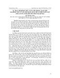 """Sự thay đổi hình thức xưng hô trong giao tiếp gia đình Việt từ góc độ mạng quan hệ xã hội ngôn ngữ (khảo sát trên cứ liệu phim """"Hôn nhân trong ngõ hẹp"""")"""