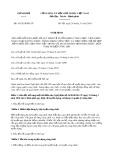 Nghị định số 161/2018/NĐ-CP