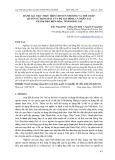 Đánh giá việc thực hiện chuyển nhượng và thế chấp quyền sử dụng đất của hộ gia đình, cá nhân tại thành phố Biên Hòa, tỉnh Đồng Nai