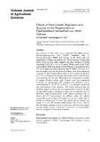 Effects of plant growth regulators and sucrose on the regeneration of Paphiopedilum micranthum var. North Vietnam