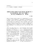 Châu bản triều Nguyễn là bằng chứng xác thực khẳng định chủ quyền Việt Nam tại quần đảo Hoàng Sa - Trường Sa