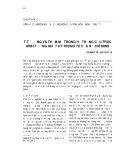 Tư tưởng và thẩm mỹ trong hệ thống cấu trúc hình tượng Nhật ký trong tù của Hồ Chí Minh