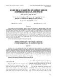 Xây dựng vùng giá đất khu vực nông thôn: Trường hợp nghiên cứu xã Dương Quang, huyện Gia Lâm, thành phố Hà Nội