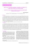 Khả năng ứng dụng tro bay làm phụ gia trong vữa và bê tông trên nền geopolymer