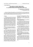 Ảnh hưởng của tảo độc trong ao nuôi vấn đề nghiên cứu và hàm lượng aflatoxin (B1) trong thức ăn tới hội chứng teo gan (HCTG) ở tôm sú nuôi tại Ninh Thuận