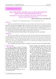 Hoạt tính chống oxy hóa của các phân đoạn protein chiết tách từ hải miên Ircinia mutans