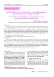 Đánh giá hiệu quả của nghề nuôi cá lồng bè trên biển tại Vịnh Hạ Long - tỉnh Quảng Ninh