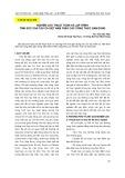 Nghiên cứu thuật toán và lập trình tính sức cản tàu cá Việt Nam theo các công thức gần đúng