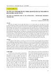 Vai trò của cảm nhận rủi ro trong quan hệ giữa sự thỏa mãn và mức độ mua lại đối với cá