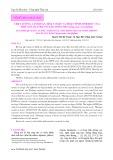 Chất lượng cảm quan, hoạt chất và hoạt tính sinh học của một số loại trà túi lọc rong mơ Sargassum crassifolium