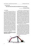Ứng dụng excel để giải bài toán động học cơ cấu phẳng