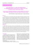 Dấu hiệu bệnh lý và biến đổi mô bệnh học của bệnh đốm trắng nội tạng ở cá chim vây vàng Trachinotus blochii nuôi ở Nha Trang