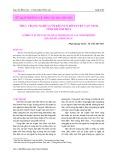 Thực trạng nghề lưới kéo ven bờ huyện Vạn Ninh tỉnh Khánh Hòa