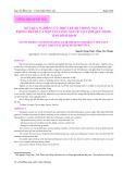 Kết quả nghiên cứu thiết kế hệ thống ngư cụ phòng tránh cá mập tấn công người tại vịnh Quy Nhơn, tỉnh Bình Định
