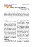 Hành vi tiêu dùng cá: Vai trò của các nhân tố xã hội