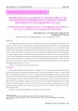 Tìm hiểu khả năng gây bệnh gan thận mủ trên cá tra (Pangasianodon hypophthalmus) của chủng vi khuẩn Edwardsiella ictaluri bị đột biến gen purA