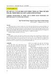 Kết hợp xử lý sơ bộ bằng acid formic trong qui trình chế biến phế liệu tôm để nâng cao chất lượng chitin chitosan