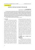Nghiên cứu tinh sạch chitosan từ phế liệu tôm