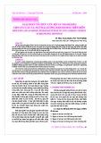Giải pháp tổ chức cứu hộ và tránh bão cho tàu câu cá ngừ đại dương Khánh Hòa trên biển
