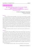 Thủy phân chitosan bằng cellulase cố định trên chitosan và agar gel