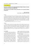 Bước đầu nghiên cứu thu nhận enzyme chitinase trong cây khoai lang (Ipomoea batatas) tại Khánh Hòa