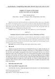Nghiên cứu mạng lưới xã hội dưới cách tiếp cận xã hội học