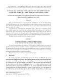 Đánh giá việc giảng dạy tiếng Anh cho sinh viên không chuyên tại trường Đại học Quy Nhơn thông qua bộ sách Solutions