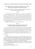 Phát triển kỹ năng viết theo chuẩn khung năng lực 6 bậc: những khảo sát bước đầu ở Đại học Quy Nhơn
