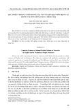 Đặc tính cú pháp của thành ngữ, tục ngữ có liên quan đến động vật trong câu đơn tiếng Anh và tiếng Việt
